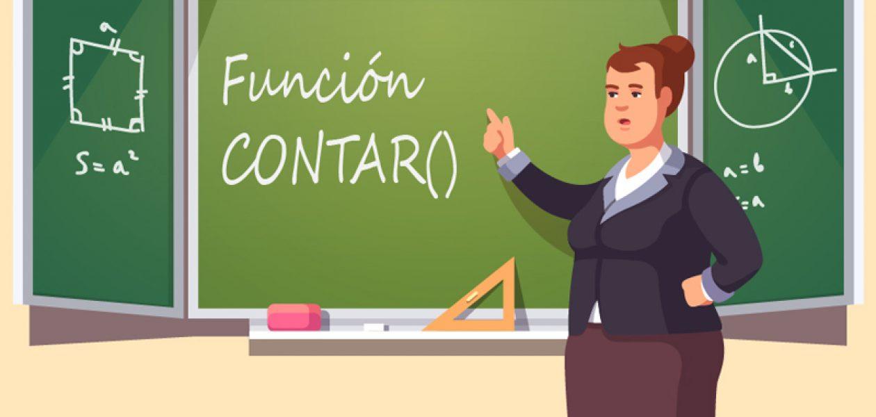 Función CONTAR()